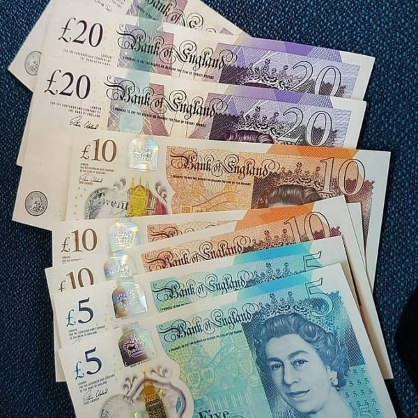 Buy Fake British Pound Online