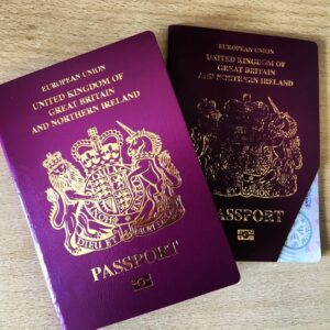 Buy fake british passport